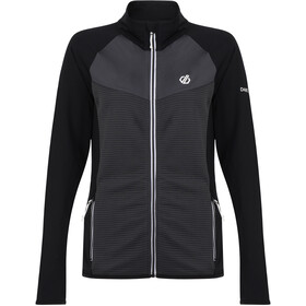 Dare 2b Allegiance Core Stretch Jacke Damen black/ebony grey